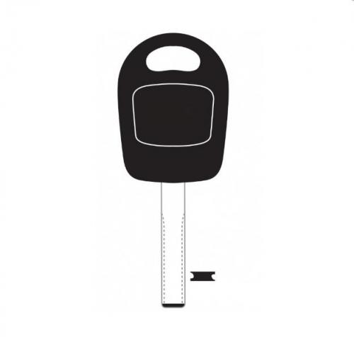 Key for MAN truck