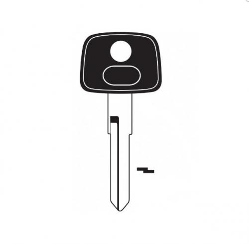 Key for MB truck GHU-72TPO