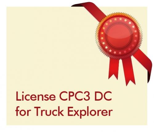 License CPC3 DC