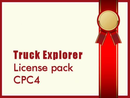 License pack CPC4