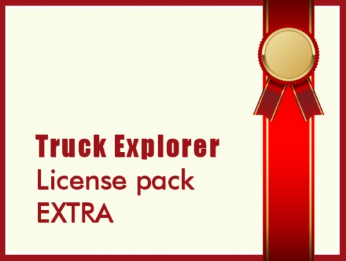License pack EXTRA