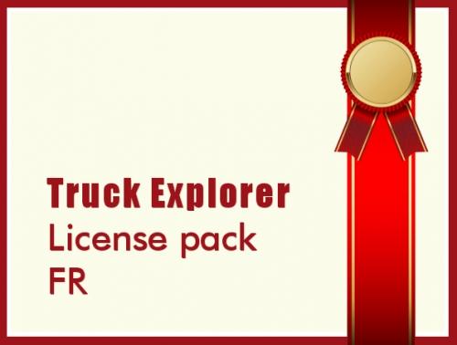 License pack FR