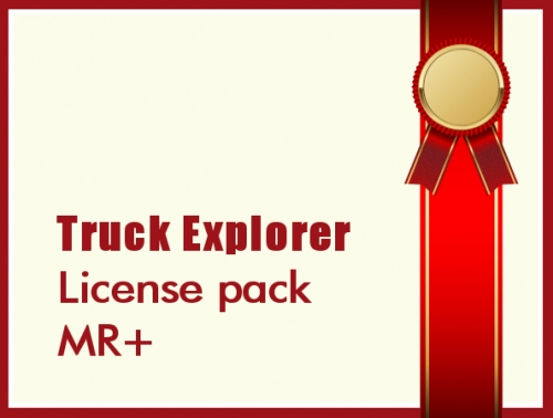 License MR+